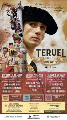 Feria del Ángel 2017 | Vaquillas 2017 | Fiestas del Ángel de Teruel
