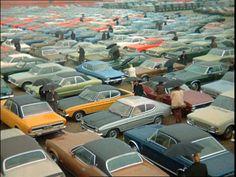 """Trafic"" (Jacques Tati, 1971), un visionnaire hors pair"