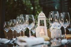 Casa dos Penedos - Wedding Venue | Palace | Fairy Tale | Sintra | Destination Wedding | Portugal | Table Setting | Table Centerpieces | Table Decoration | Pedro Vilela Photography