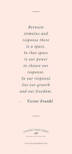Victor Frankl Quotation