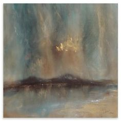 Sheila MacLean - Solas (Light), Limited Edition Fine Art Print, Signed & Numbered. Unframed, 50x50cm