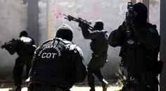 FENAPEF - Longa metragem ilustra no cinema as ações do COT da Polícia Federal