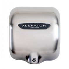 Xlerator® Excel 500w Hand Dryer in Brushed Stainless Steel