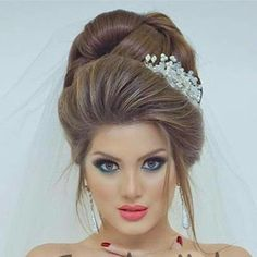 327 Best Basic Hair Style Images In 2019 Wedding Updo Updos