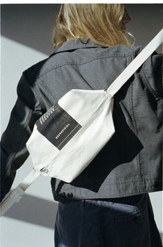 Transfer Bag 01 Off White