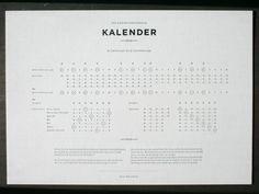 sonner, vallée u. partner (germany)  calendar