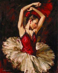 Ballerina by Andrew Atroshenko - Ballet, балет, Ballett, Bailarina, Ballerina, Балерина, Ballarina, Dancer, Dance, Danse, Danza, Танцуйте, Dancing