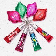 "perfect 👌🏾 😍 For an Awesome lip balm search ""Lipglam"" Kids Makeup, Cute Makeup, Chapstick Lip Balm, Gloss Labial, Nice Lips, Lip Tint, Lip Care, Makeup Kit, Lip Colors"
