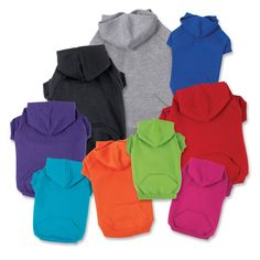 """Amazon.com : Zack & Zoey Basic Hoodie for Dogs, 20"""" Large, Heather Gray : Pet Hoodies : Pet Supplies"""