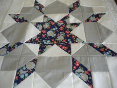 Love this block!!  A Quilting Life: April