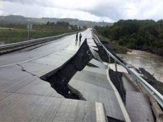Bachelet viajará a zonas afectadas por el sismo
