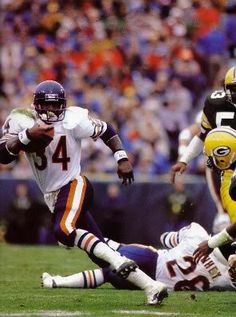 Walter Payton, RB - Chicago Bears