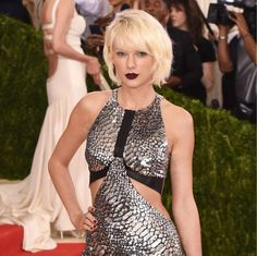 Taylor Swift, Selena Gomez and Alicia Vikander all rock hard-edged red carpet looks at the2016 Met Gala, which takes the theme 'Manus x Machina: Fashion in an Age of Technology'