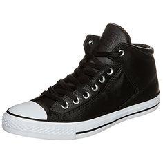 Converse Chuck Taylor All Star High Street High Sneaker 6 US - 39 EU - http://on-line-kaufen.de/converse/schwarz-weiss-converse-chuck-taylor-all-star-high-6