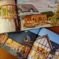 Garden Rooms & Conservatories - Welsh Oak Frame Oak Framed Extensions, House Extensions, Oak Framed Buildings, Oak Frame House, Converted Barn, Farmhouse Living Room Furniture, Roof Light, Garden Buildings, We The Best