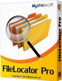 FileLocator Pro 8.1.2714 FileLocator powerful application for searching and finding files and content you have on the system. The features of this software