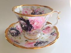 Image result for royal albert portrait series cups and saucers