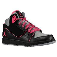 nike air max noire et blanche - NIKE JORDAN FLIGHT 9.5 GG GIRLS 684895 408 GS Big Kids Sneakers ...