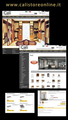 #Cali Group #Store - #Arredamento per #case, #bar e #negozi #Palermo #sito web #e-commerce , web design and #SEO Consulting