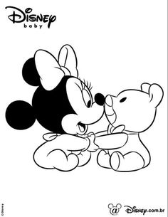 mini mouse corling pages to print   gallery of minnie mouse ... - Disney Baby Mickey Coloring Pages