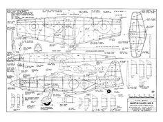 Martin Baker MB-5 - plan thumbnail