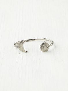 Free People Eclipse Moon Cuff, 118.00 I literally whimpered when I saw this.