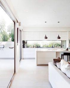 All white everything 🌿🌑 #closetphile #interiors
