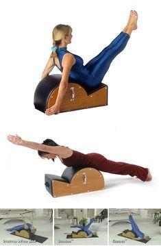 Pilates Spine Corrector Barrel