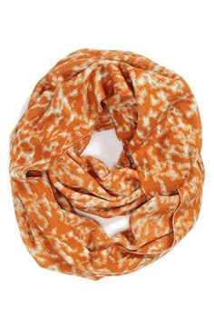 MICHAEL Michael Kors 'Rochelle' Infinity Scarf available at #Nordstrom - So warm and cozy