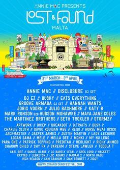 Annie Mac's Lost & Found Festival 2016 line-up | Mac S, Ticket, Annie Mac, Lost, Popular, Summer Festivals, Most Popular, Popular Pins, Folk