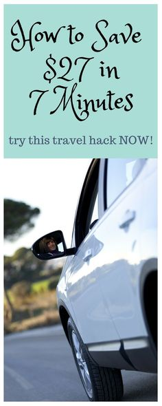 How to save money on your next car rental. #carrentaltipssavingmoney