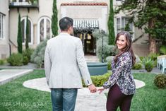 Palihouse Engagement : Erica and Carl - Jasmine Star Blog