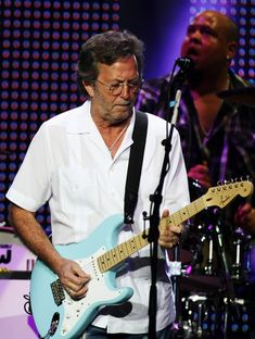 Eric Clapton Photos Photos - Musician Eric Clapton performs on stage in concert at the Sydney Entertainment Centre on March 8, 2009 in Sydney, Australia.  (Photo by Gaye Gerard/Getty Images) * Local Caption * Eric Clapton - Eric Clapton Plays Sydney