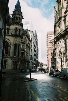 Beautiful Places Throughout Europe — Manchester, England Manchester England, Manchester Lancashire, Manchester City, Oh The Places You'll Go, Places To Travel, Places To Visit, England And Scotland, England Uk, London England