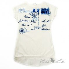 Lù Lù by #missgrant DRESS WITH POSTCARD PRINT. Sale 50% off Spring&Summer Collection! #discount