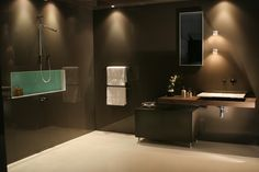 Minosa Design: Minosa collaborates with Deco Glaze to complete this stunning showroom