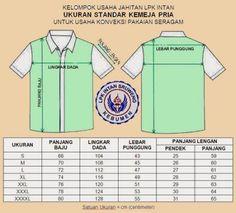 MP3KI: Ukuran Baju Seragam Sekolah
