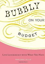 Light hearted book on budgeting, money management, entertaining on a budget, etc. Add to my to read list.