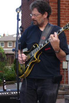 Dave Relf ! Shots, Live