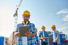 HE&C specializes in industrial, commercial, and residential construction. For more information, Visit our website.