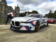 Retour sur la 2ème édition du Concours Chantilly Arts et Élégance 2015   #reportage #car #voiture #automobile