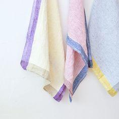 3,240 個讚,1 則留言 - Instagram 上的 北欧、暮らしの道具店(@hokuoh_kurashi):「 明るい色合いのクロスで、気分も晴れやかに。 ▶︎商品はプロフィールのリンクからどうぞ。… 」