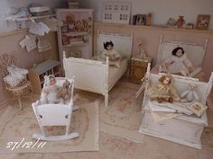 * ♥ Lea Workshop - A Day in the Country ♥ * Villa des Roses