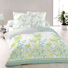 Purity - Cotton Bed Linen Set (Duvet Cover & Pillow Cases)