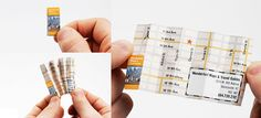 Business Card Design Ideas - Maps