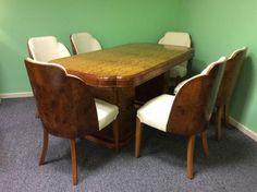 346 Best Art Deco Dining Suites Images Art Deco Furniture Art