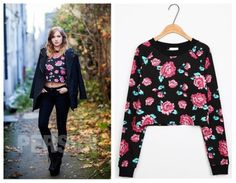 Fancy Flower Print Long-sleeved Pullover http://www.persunmall.com/p/fancy-flower-print-longsleeved-pullover-p-18030.html?refer_id=24643