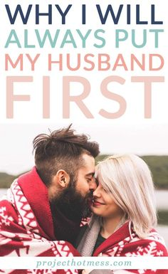 So many people say when they become parents they put their children first but I challenge that idea. I will always put my husband first and this is why. First Year Of Marriage, Marriage Help, Marriage Relationship, Relationship Problems, Happy Marriage, Marriage Advice, Love And Marriage, Relationships Are Hard, How To Improve Relationship