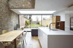 extension in allerton road hackney by douglas architects