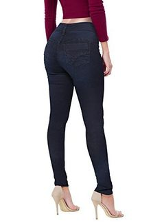 New Trending Denim: Womens Butt Lift V2 Super Comfy Stretch Denim Jeans P43631SK DARK WASH 7. Women's Butt Lift V2 Super Comfy Stretch Denim Jeans P43631SK DARK WASH 7   Special Offer: $21.99      411 Reviews This butt lift skinny Jeans made of ultra soft  stretchy fabric, specially designed to hug your body and enhance your curves. Very comfortable and stylish. This is...